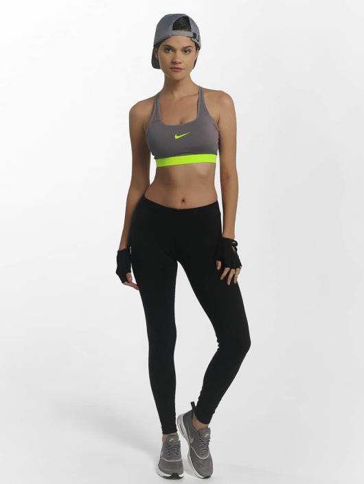 Nike Performance Sports Bra Classic Strappy Sports gray
