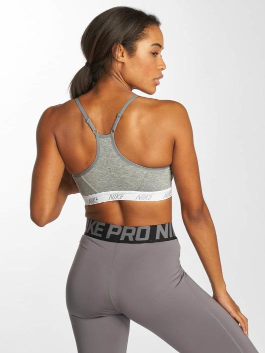 Nike Performance Sports Bra Indy Soft gray