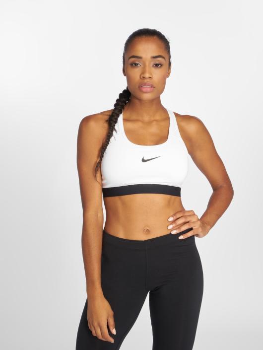 Nike Performance Sports Bra Classic Padded white