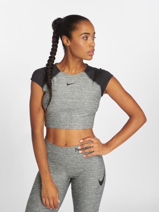 Nike Performance Sportshirts Pro zielony