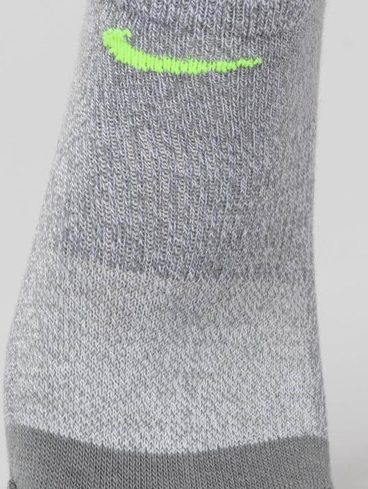 Nike Performance Sukat Everyday Lightweight No-Show Training 3 Pack kirjava