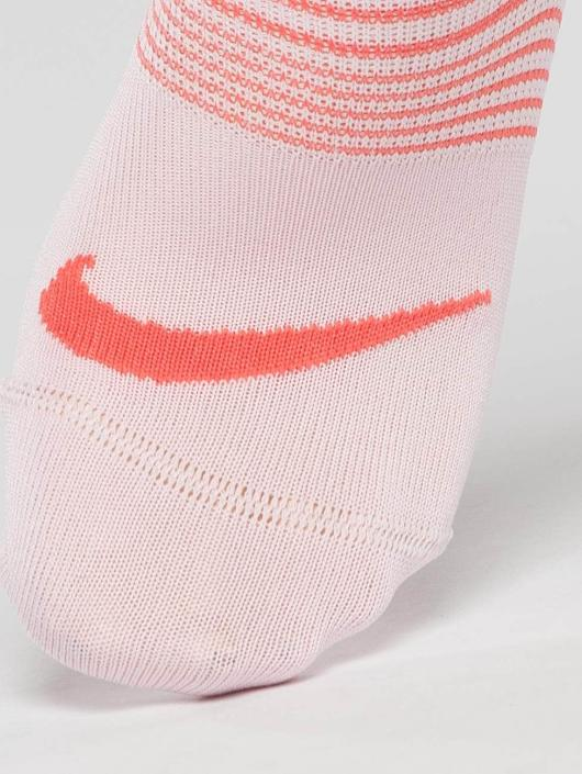 Nike Performance Sukat Everyday Plus Lightweight Training 3 Pack Footie oranssi