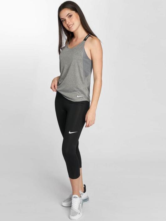 Nike Performance Tank Tops Training šedá