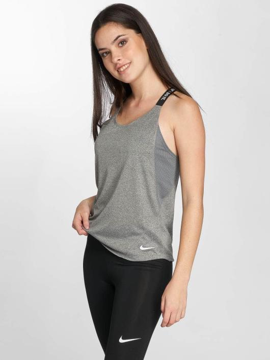Nike Performance Tank Tops Training grå