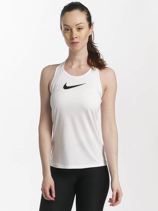 Nike Performance Tank Tops Pro weiß