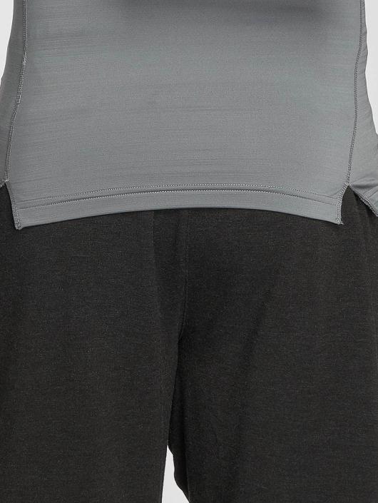 Nike Performance Tričká dlhý rukáv Pro Warm šedá