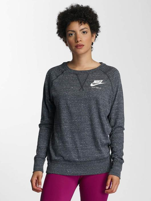 Nike Pulóvre Sportswear Crew šedá