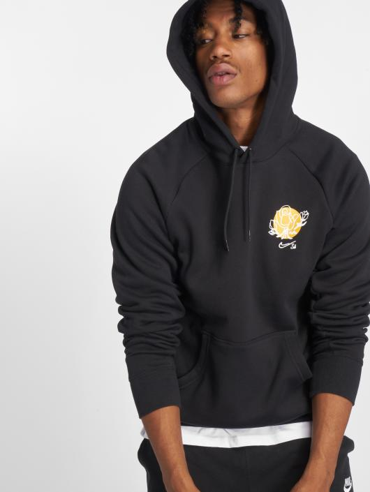 0a19df4e07 Nike SB Herren Hoody Icon in schwarz 498338
