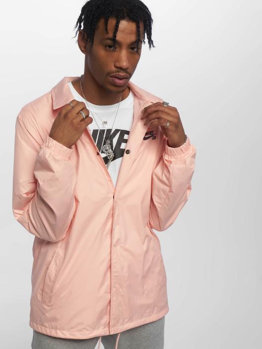Nike SB Prechodné vetrovky Shld pink