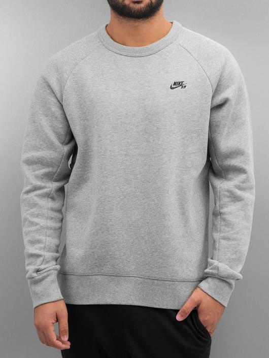bc143abbcc87 Nike SB Herren Pullover SB Icon in grau 258022