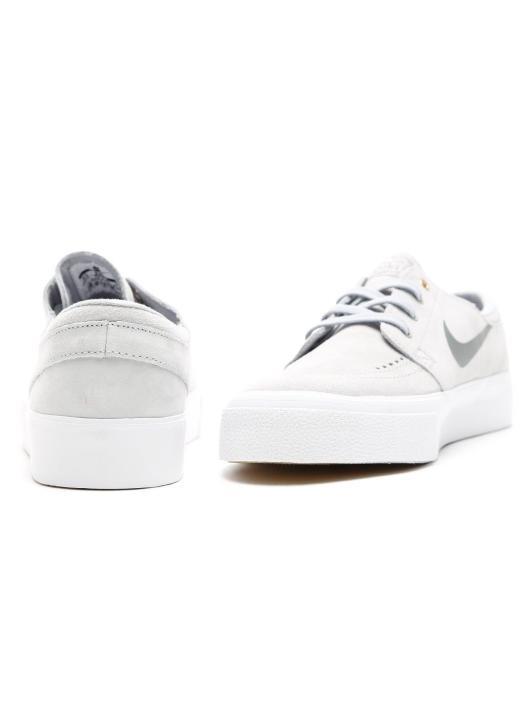 Nike SB Sneaker Zoom Stefan Janoski grau