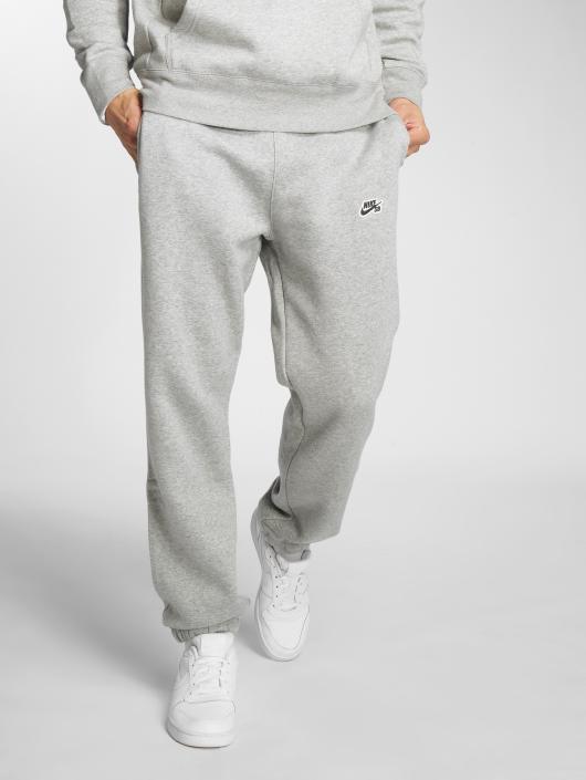 Nike SB Spodnie do joggingu Icon szary
