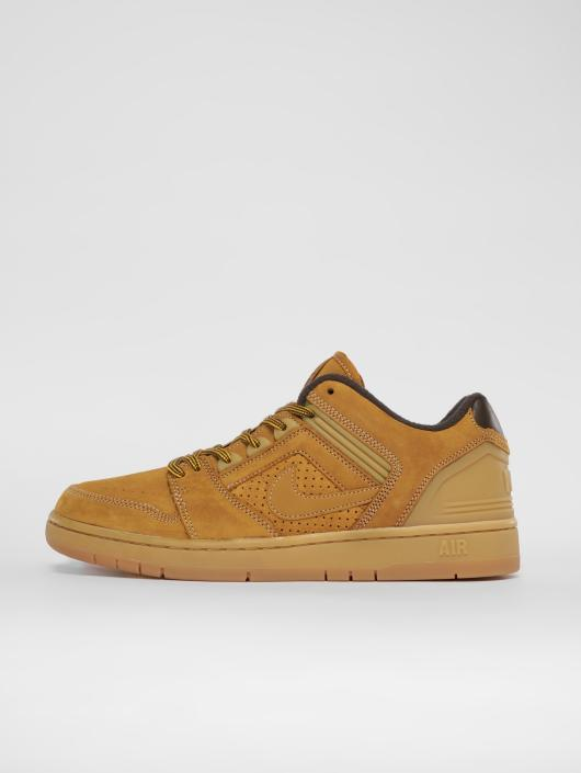 Nike SB Tøysko Air Force Ii Low Premium brun