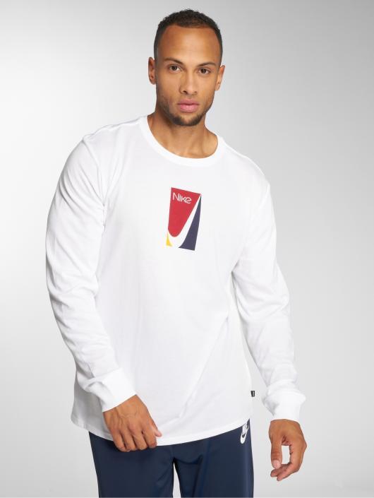 Blanc Sb Manches Shirt T Longues Nike XTHq8H