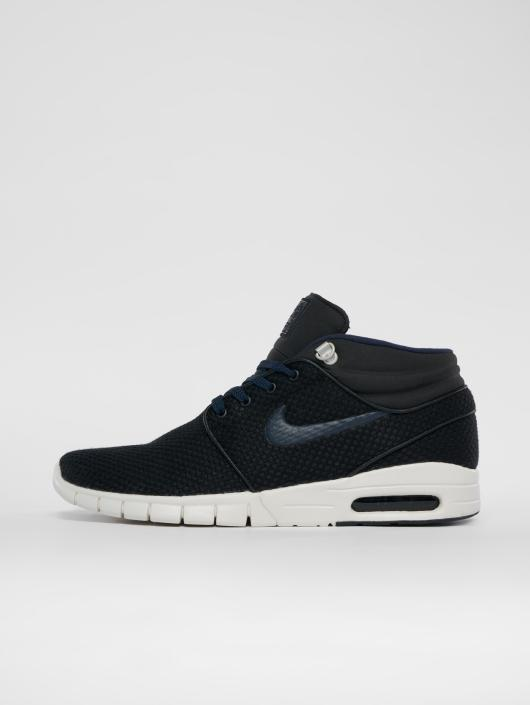 sale retailer 68d27 8b632 ... Nike SB Tennarit Stefan Janoski Max Mid Skateboarding musta ...