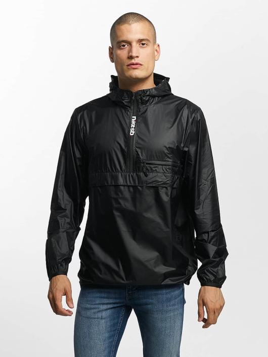 Nouvelles Arrivées 65328 d09de Nike SB Packable Anorak Jacket Black/Black