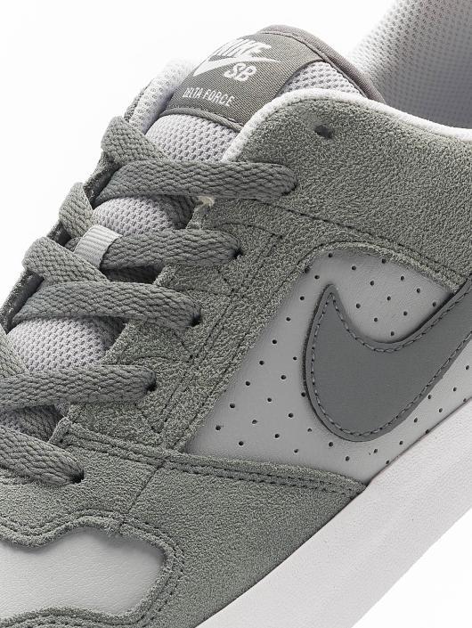 Nike SB Zapatillas de deporte SB Delta Force Vulc Skateboarding gris