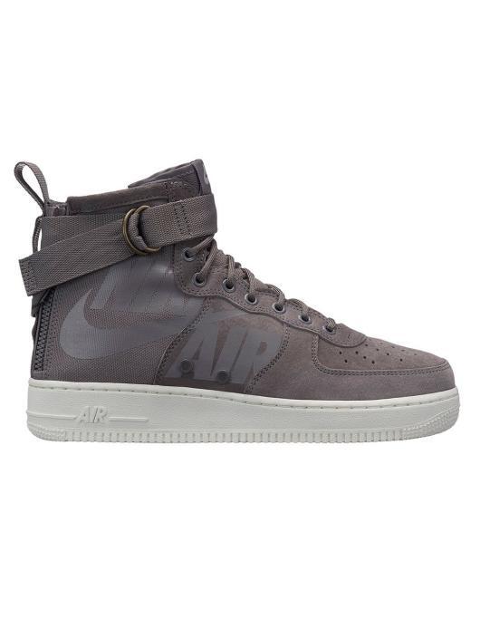 SF Air Force 1 Mid Schuhe Grey