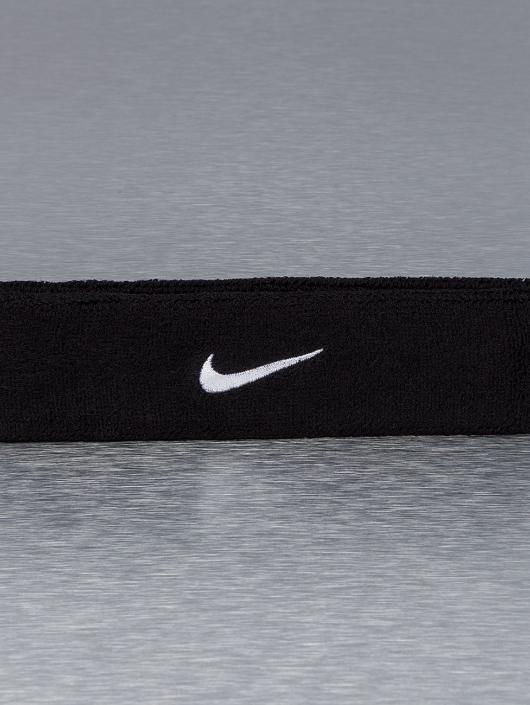 klassischer Stil von 2019 100% Zufriedenheitsgarantie feinste Auswahl Nike Swoosh Headbands Black/White