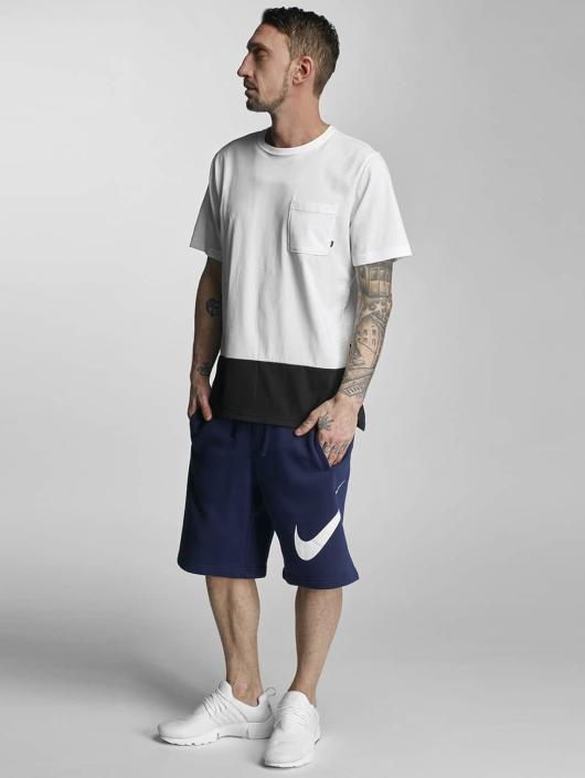 quality design a2e04 7d4d9 ... Nike Short FLC EXP Club bleu ...