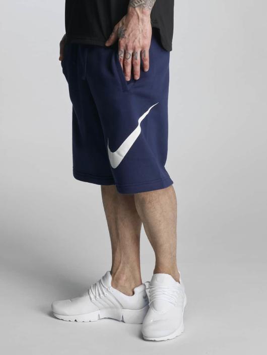 Nike Short FLC EXP Club blue