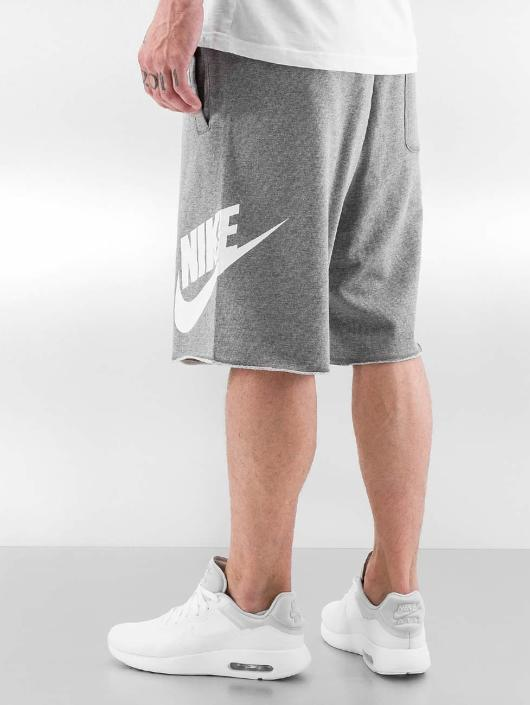 Nike shorts NSW FT GX grijs