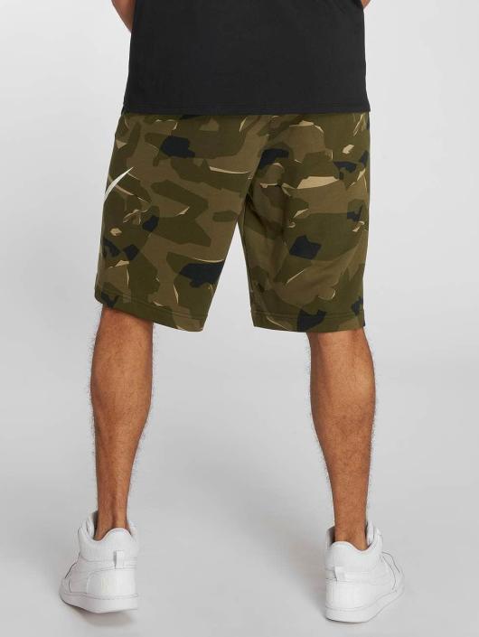 Nike Shorts FT Club olive