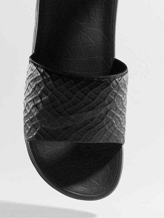 54b719ebd98 Nike schoen / Slipper/Sandaal Benassi Solarsoft Slide in zwart 343611