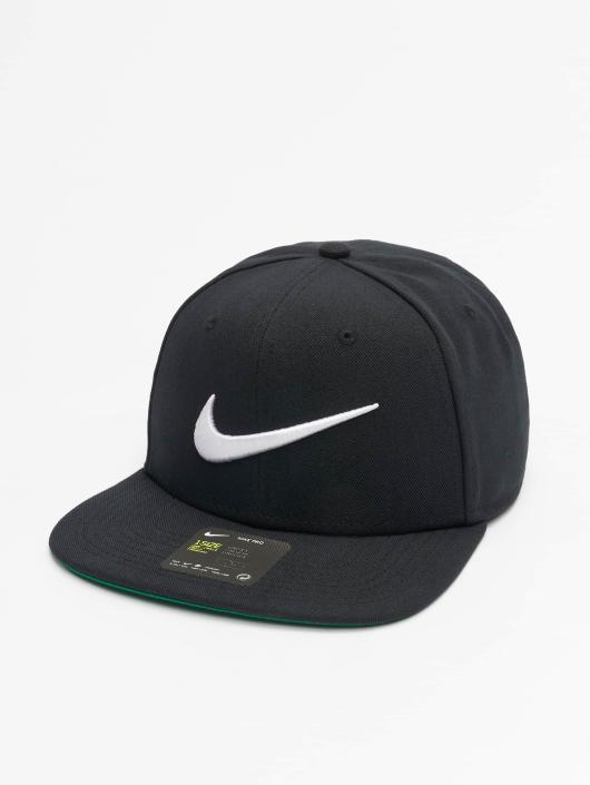 Nike Snapback Caps NSW Swoosh Pro czarny