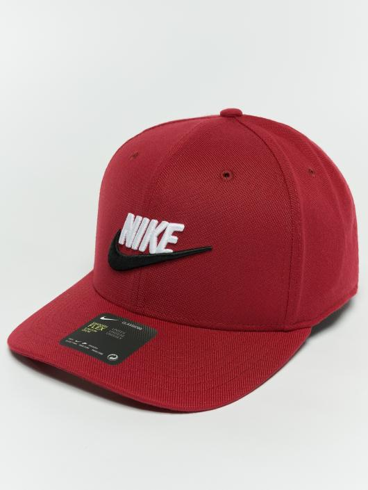 Nike Snapback Caps Unisex Sportswear Classic 99 czerwony