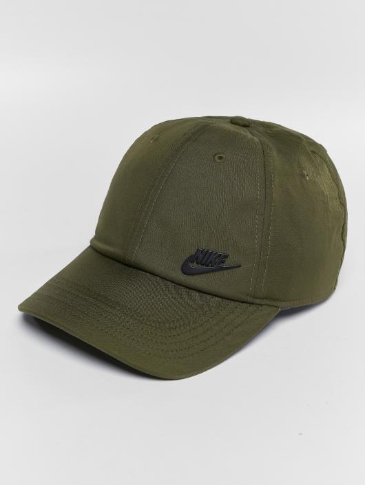 Nike Snapback Caps Sportswear H86 oliven