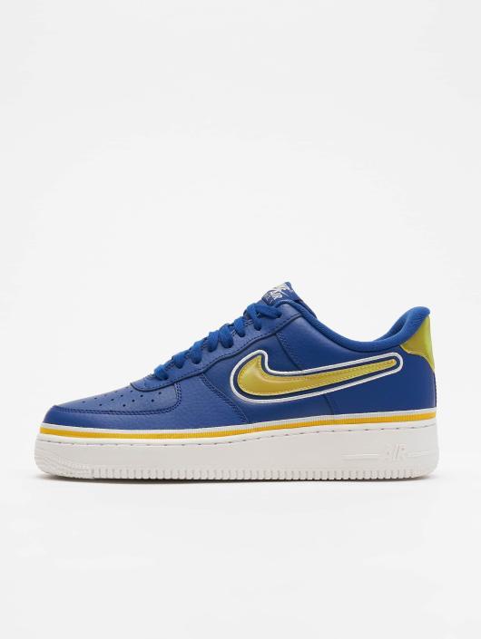 Nike Sneaker Air Force 1 '07 LV8 Sport blau