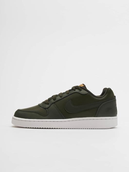 pretty nice bc873 f1acc ... Nike sneaker Ebernon Low groen ...