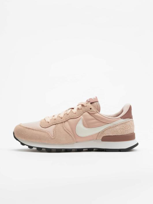 Nike Internationalist Sneakers Particle Beige/Summit White/Smokey Mauve