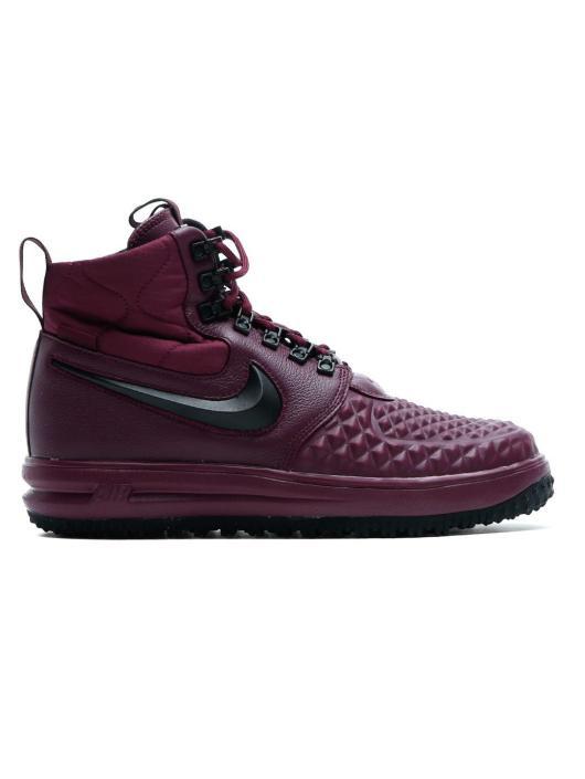 62bac2f2dc1658 Nike Herren Sneaker Lunar Force 1 in rot 561128