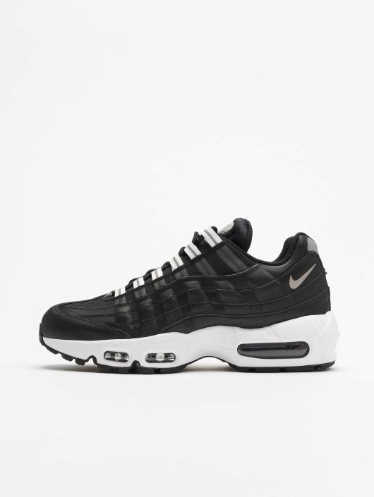 neue Version lebendig und großartig im Stil UK-Shop Nike Air Max 95 Sneakers Black/Reflect Silvernd/Black/White