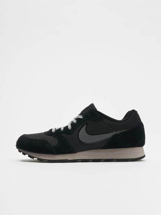 83c75298fef Nike Herren Sneaker Md Runner 2 Se in schwarz 539713