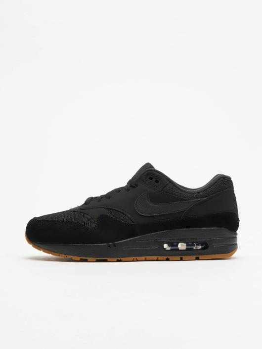 reputable site 3441e e8711 ... Nike Sneaker Air Max 1 schwarz ...