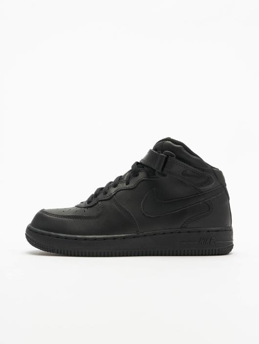 Nike Sneaker Force 1 Mid PS schwarz