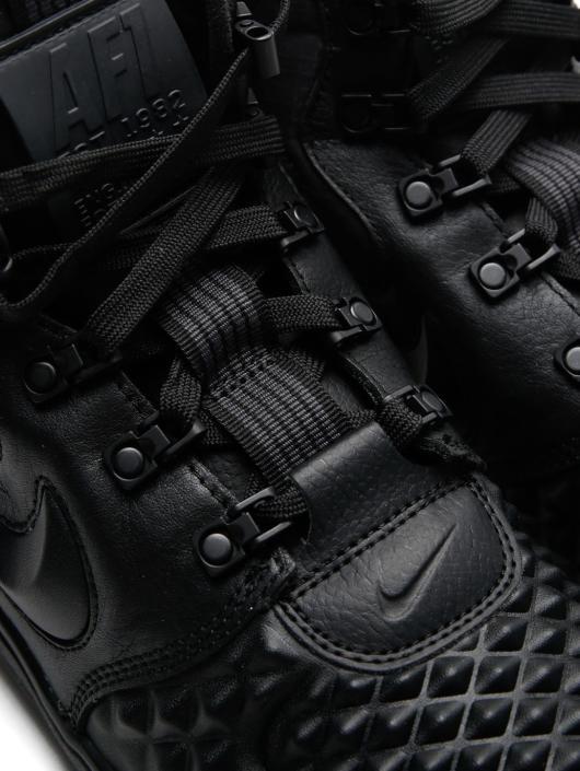 Nike Sneaker Lunar Force 1 Duckboot `17 schwarz