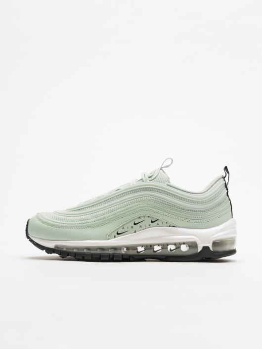 Nike Air Max 97 Lux Sneakers Light Silvern/Light Silvern/Black/White