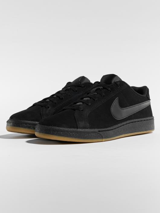 Nike sneaker Court Royale Suede zwart