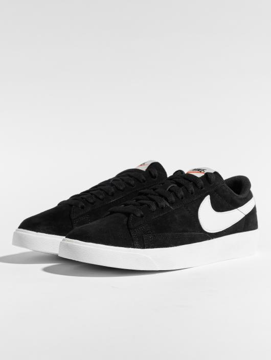 Nike Sneakers Blazer Low Suede black