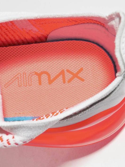 Nike Sneakers Air Max 270 Flyknit röd