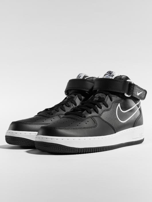brand new 3d6a3 05d1b ... Nike Sneakers Air Force 1 Mid  07 svart ...