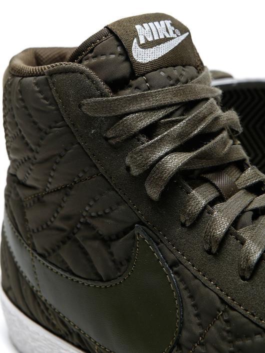 Nike Sneakers Blazer Mid Premium SE zielony