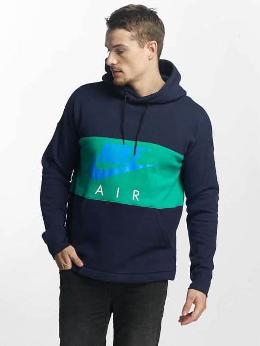 Nike Sudadera Air NSW azul