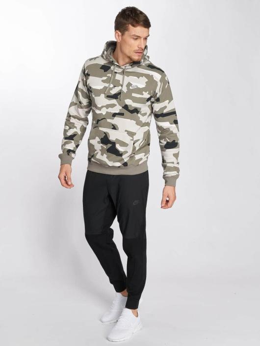 Nike Sudadera Sportswear Club Fit Camo camuflaje