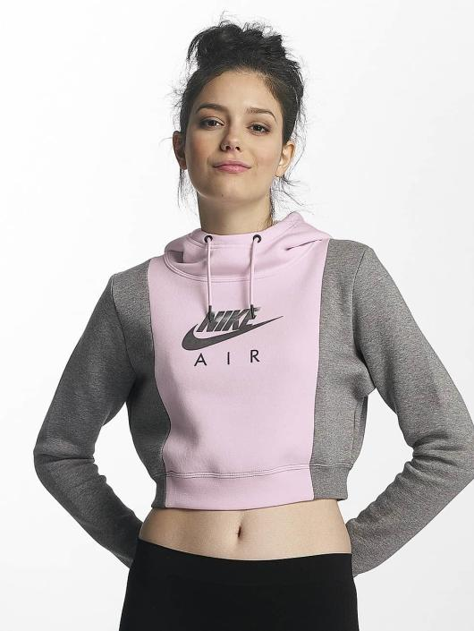 Nike Sudadera Air NSW fucsia