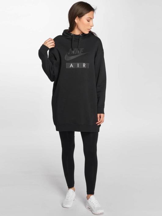 Nike Sudadera Sportswear Air Hooded negro
